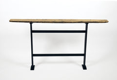 Seira Table-Locust and Ebonized Ash