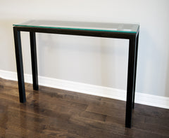 PURUS Side Table-Glass Top