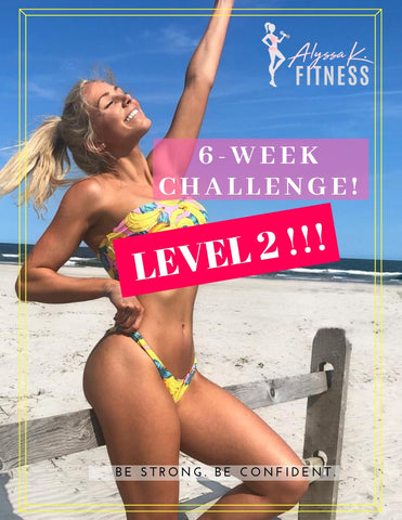 PART 2 CHALLENGE (Workouts + 6 Weeks Continued Coaching!)