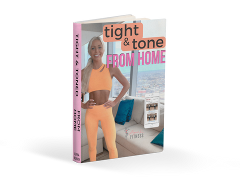 NEW! Tight & Tone From Home