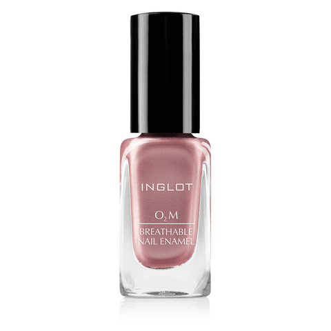 O2M BREATHABLE NAIL ENAMEL SOFT MATTE
