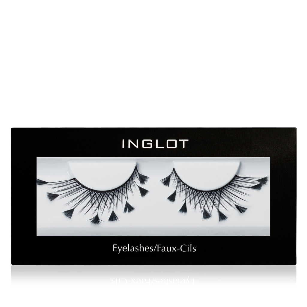 DECORATED FEATHER EYELASHES 62F - INGLOT Puerto Rico