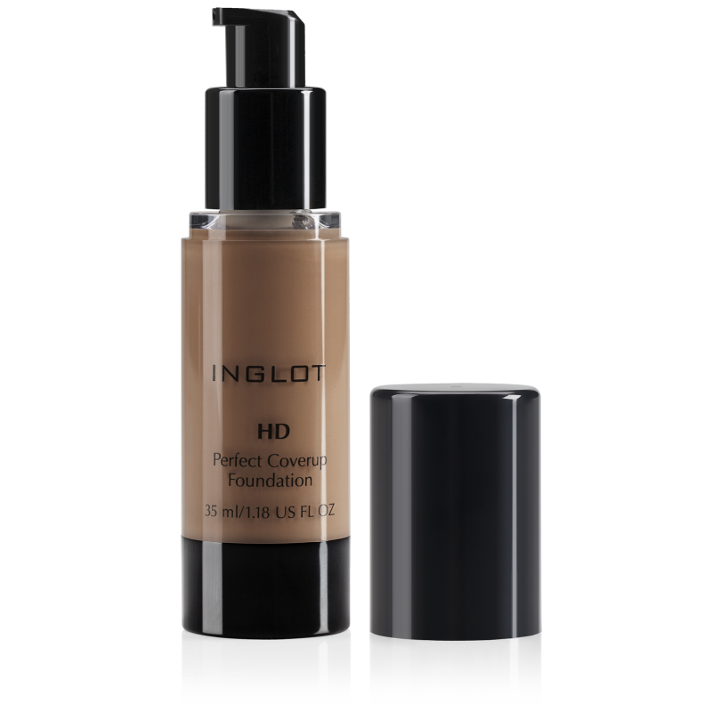 HD PERFECT COVERUP FOUNDATION - INGLOT Puerto Rico