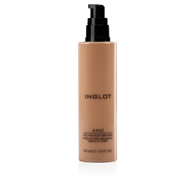 AMC FACE AND BODY BRONZER 150 ml - INGLOT Puerto Rico