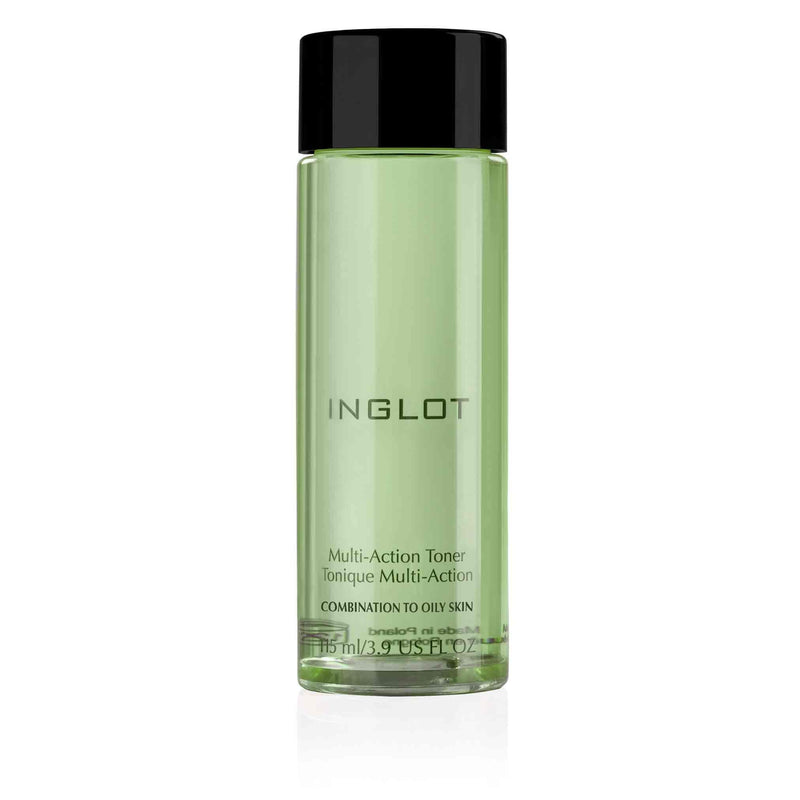 MULTI-ACTION TONER COMBINATION TO OILY SKIN - INGLOT Puerto Rico