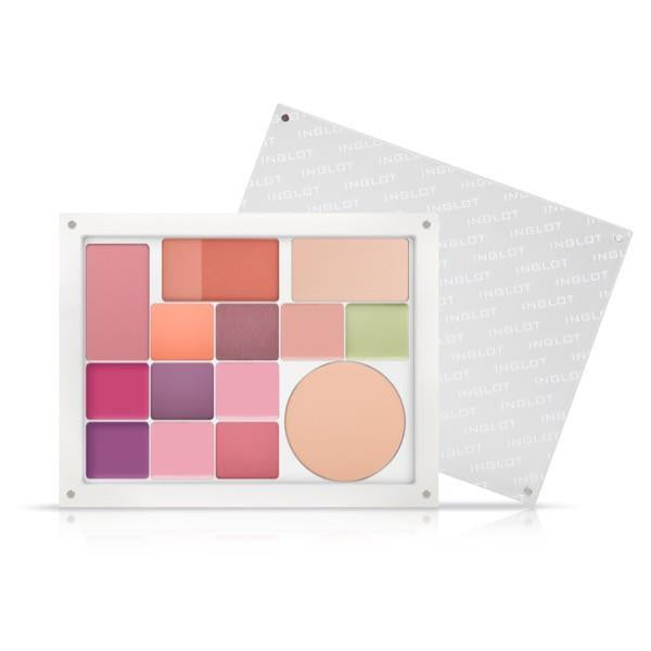 FREEDOM SYSTEM FLEXI PALETTE WHITE - INGLOT Puerto Rico