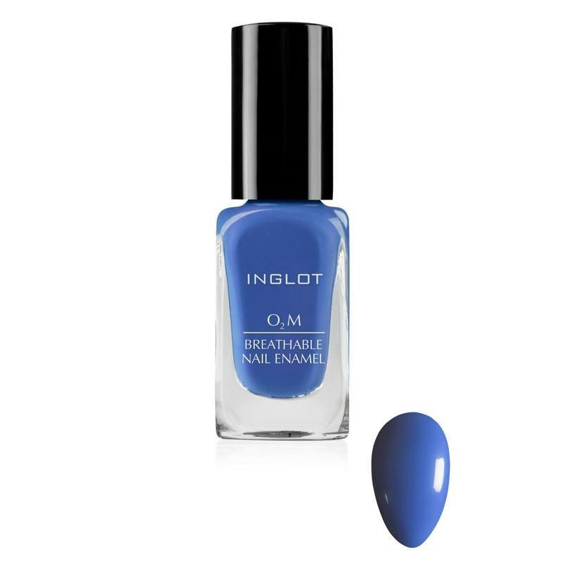 O2M BREATHABLE NAIL ENAMEL (MS BUTTERFLY COLLECTION) - INGLOT Puerto Rico