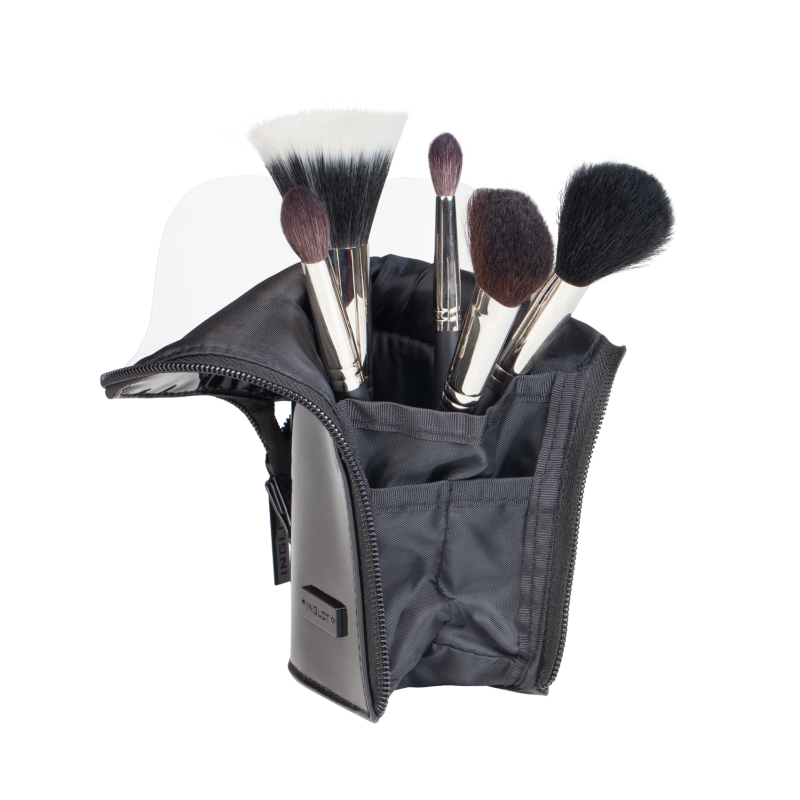 PATENTED BRUSH CASE BLACK - INGLOT Puerto Rico