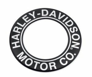 "Harley 8"" air cleaner decal"