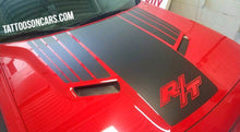 Load image into Gallery viewer, Dodge Challenger hood decal