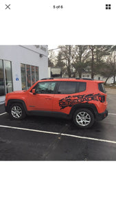 2015-2019 jeep renegade side decal set