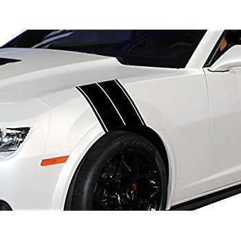 1920-2018 chevy camaro corvette hash stripes plus free decal gift