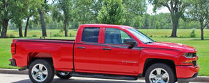 Chevy Silverado 2014-2018 upper stripe set
