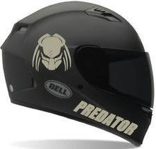 Load image into Gallery viewer, Predator helmet decal kit set