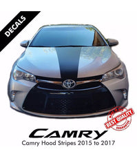 Load image into Gallery viewer, 2010-2018 Toyota Camry hood center stripe