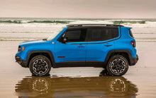 Load image into Gallery viewer, Jeep renegade all years upper body pinstripe decal kit.many colors available
