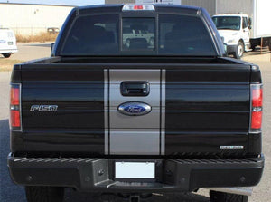 2009-2016 ford f150 center Racing Stripe set.