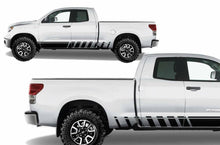 Load image into Gallery viewer, Toyota tundra  custom rocker decal kit.