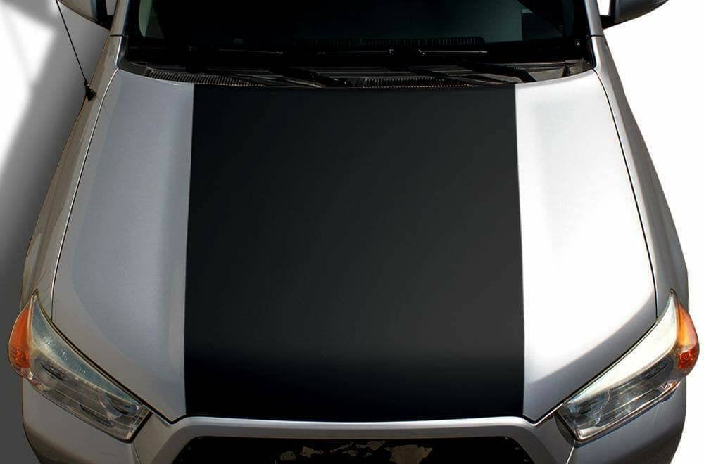 Toyota 4 runner hood blkout decal kits