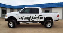 Load image into Gallery viewer, All years ford f150 large body side decal kit.many colors available
