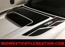 Load image into Gallery viewer, Toyota 4 Runner hood TRD decal kits