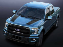 Load image into Gallery viewer, Ford raptor f150 hood stripe decal set