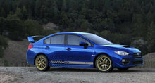 Load image into Gallery viewer, Subaru wrx sti rocker stripe decal set kits. Many colors available.