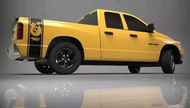 1950-2020 Dodge ram trk bed. Rumble bee decal kit many colors available.