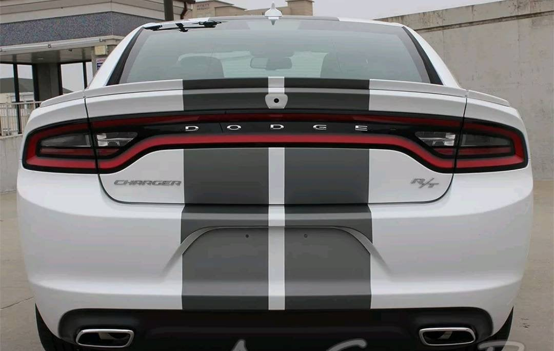 Dodge Charger Racing Stripe Decal Kits Many Colors Available Tattoosoncars Com