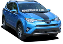 Load image into Gallery viewer, Toyota Rav 4 hood decal stripe
