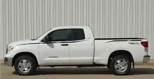 Toyota Tundra upper side pinstripe Decal set 2015-2016-2017-2018