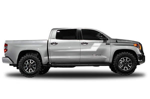 Toyota tundra side graphic decal set kit available in many colors