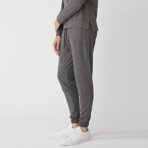 ASPEN PANT---Dark Grey Heather