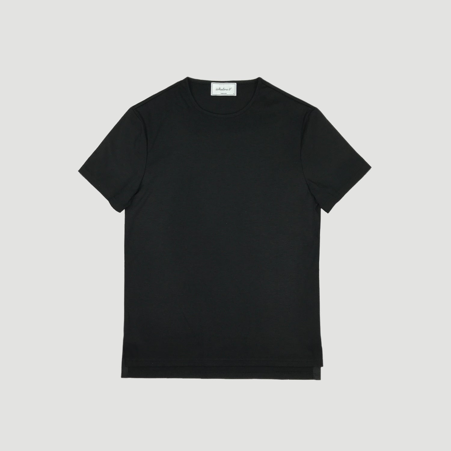 ARVO TEE - Charcoal Heather