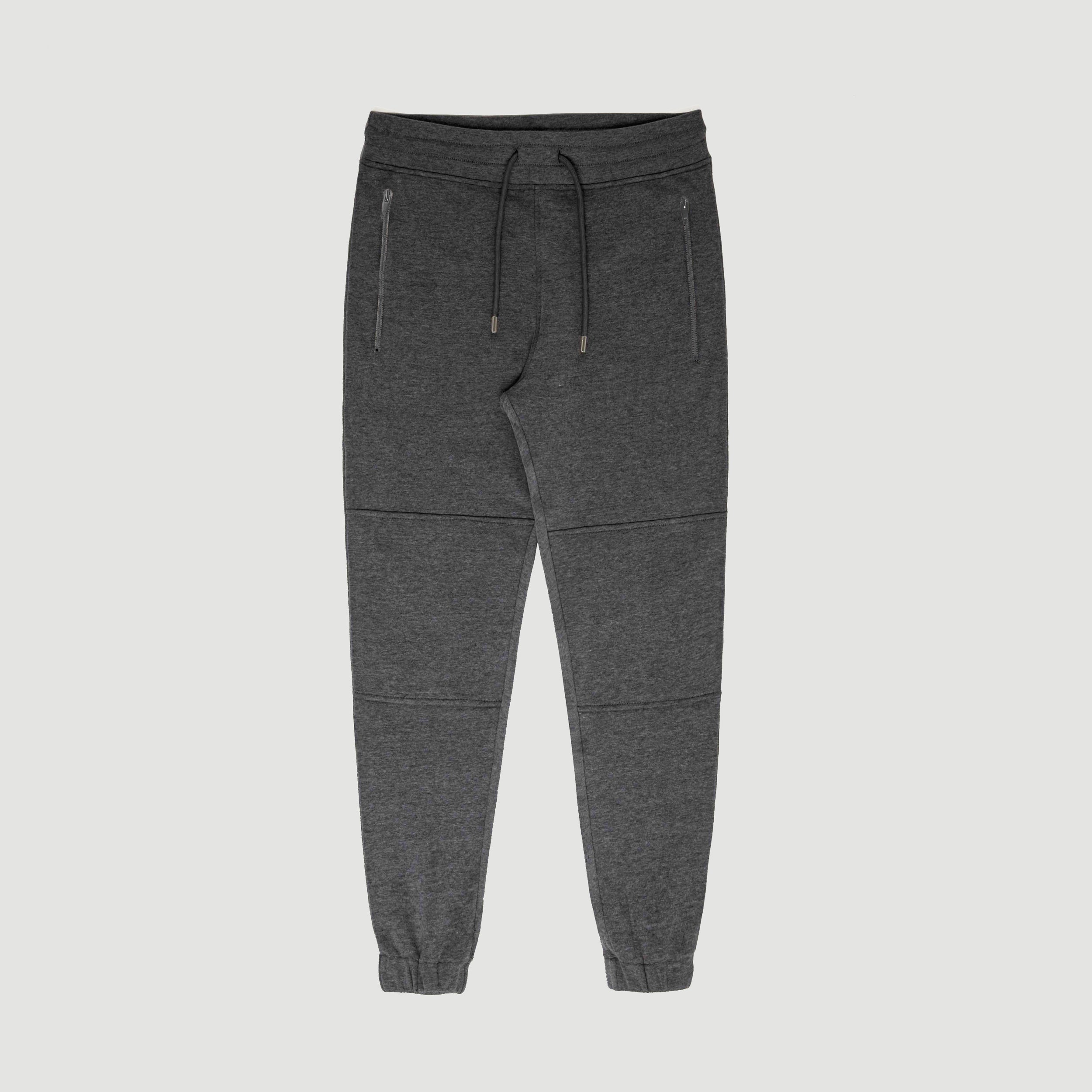 ASPEN PANT - Dark Grey Heather