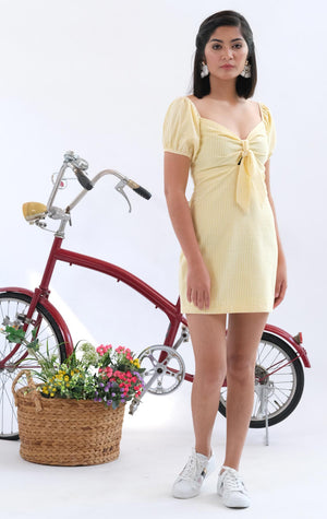 Molly Dress - Yellow