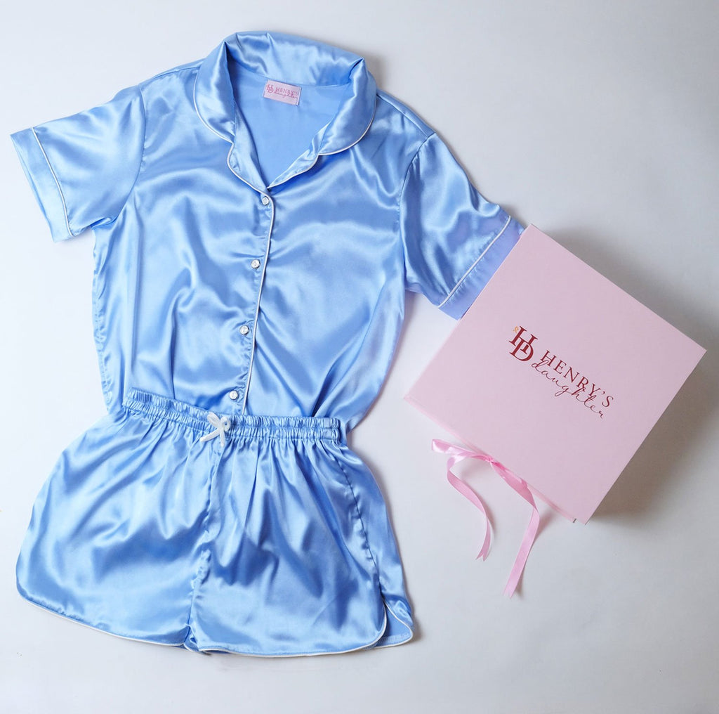 Baby Blue - Willow Coordinates