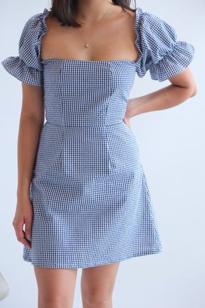 Clarence in Gingham Love
