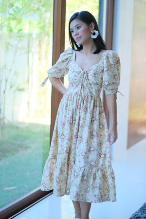 Monica Dress in Tuscany