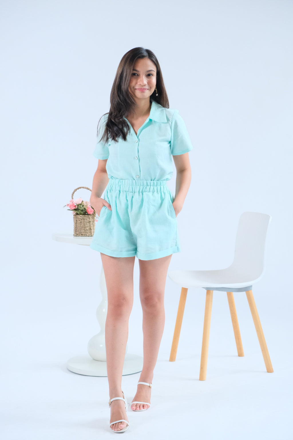 Natalia Separates in Mint Magic