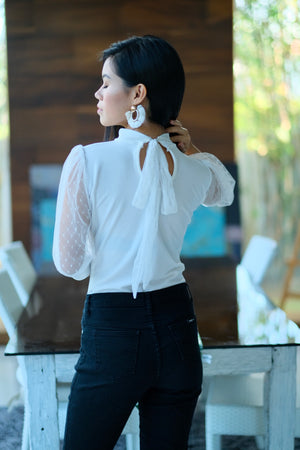 Danica Top in White