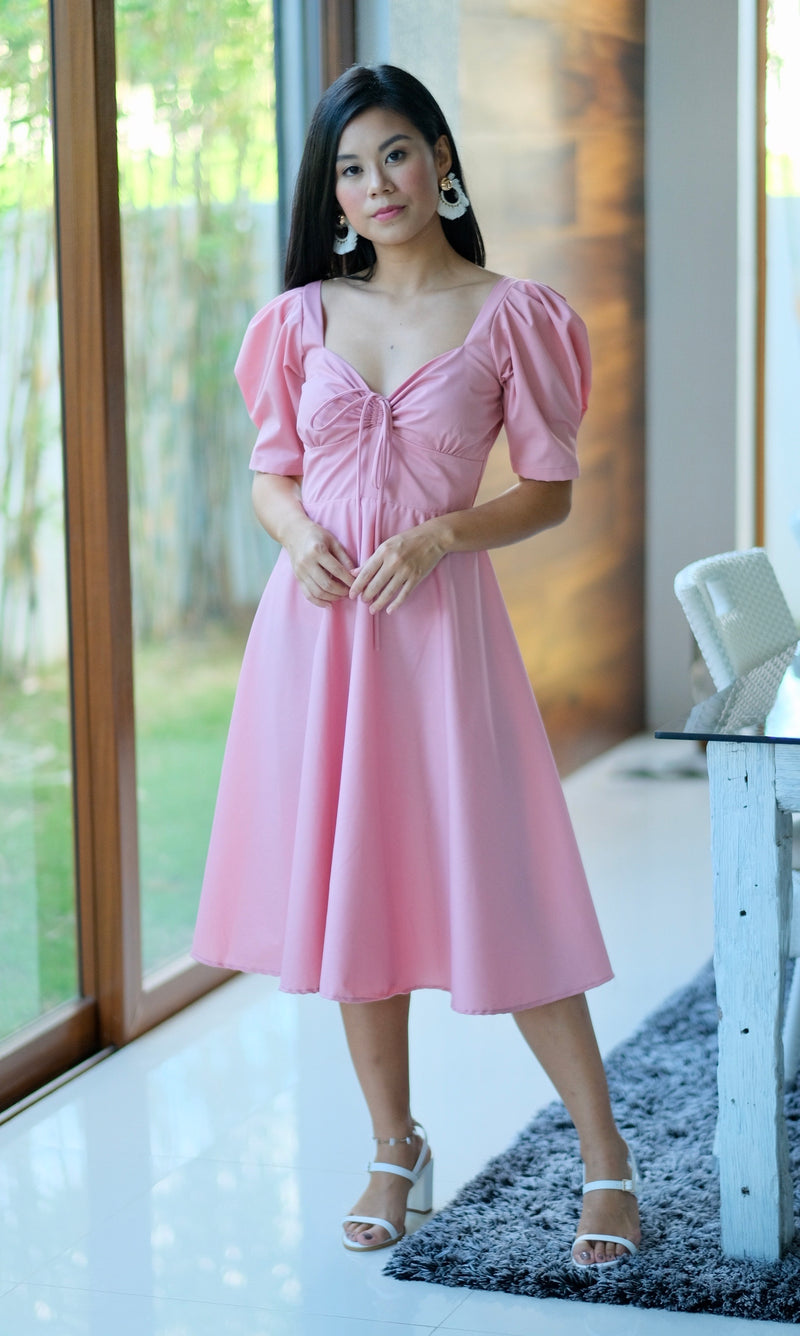 Maui Dress in Blush