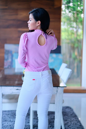 Melody Top in Pink