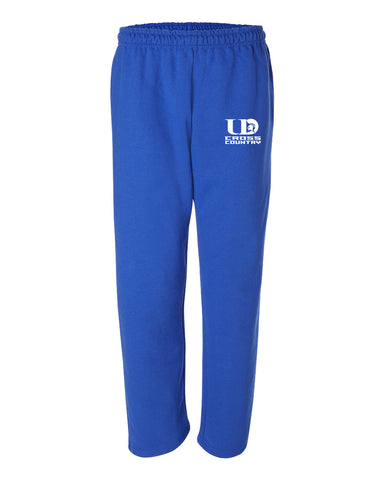 UD Cross Country Open Bottom Sweatpants (Adult)