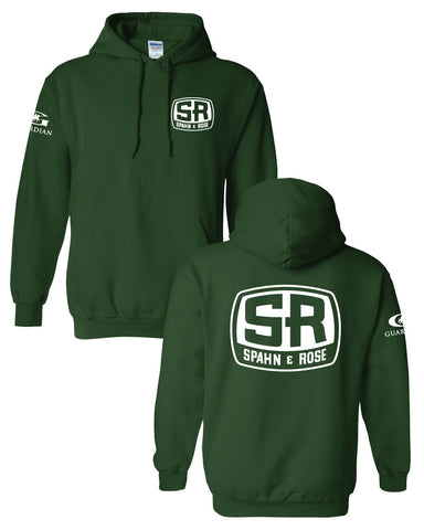 Spahn & Rose Heavy Blend Hooded Sweatshirt
