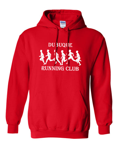 DBQ Running Club Hooded Sweatshirt