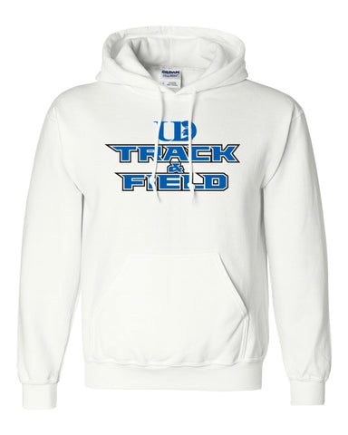 UD Track & Field Hooded Sweatshirt (Youth)