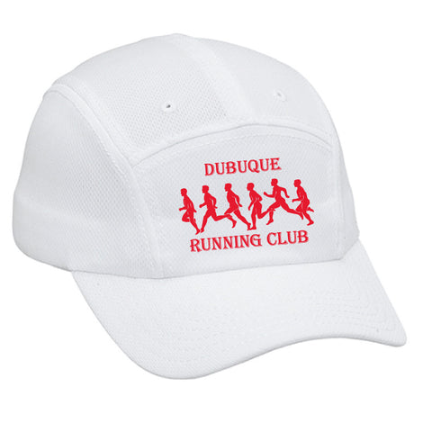 Dubuque Running Club Running Hat
