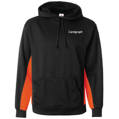 Cartegraph Badger Dri-Fit Hooded Sweatshirt