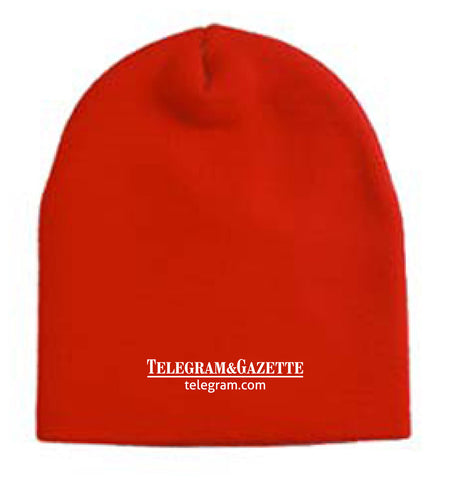 Telegram Heavyweight Knit Cap